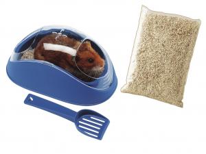 "Litière ""Koky"" pour hamster - Ferplast"