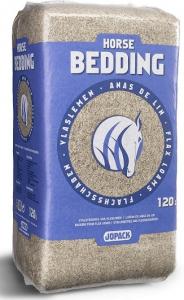 Litière anas de lin pour chevaux - Horse Bedding - 20 kg