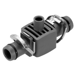 Dérivation en T pour tuyaux Ø 13 mm - Gardena - Lot de 5 pièces