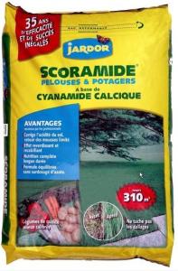 Engrais pelouses et potagers Scoramide FERTEMIS - 25 kg