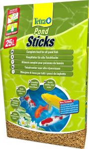 Aliment complet pour poissons de bassin - Pond Sticks - Tetra - 25 L