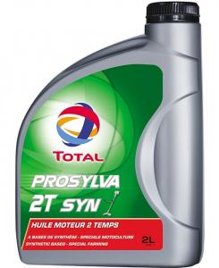 Lubrifiant Total Prosylva 2T SYN - Bidon de 2 L