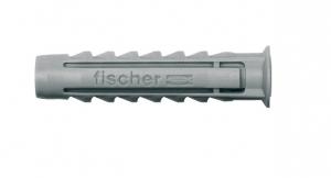Chevilles nylon x100 à expansion SX 6x30 - Fischer