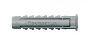 Chevilles nylon x20 à collerette SX 8x40 - Fischer