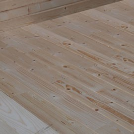 Plancher 15 mm pour abri de jardin Abélia - 1,99 x 2,88 m