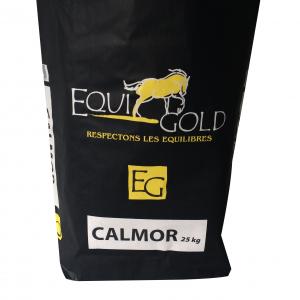 Aliment cheval floconné Equigold Calmor - Sac de 25 kg