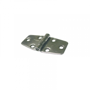 Charnière inox A4 - LE BIHAN INOX - 75 x 37 x 2 mm
