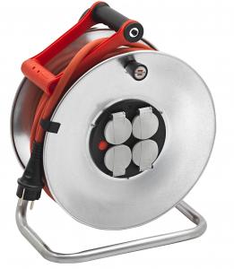 Enrouleur prolongateur de câble Silver 2 - Brennenstuhl