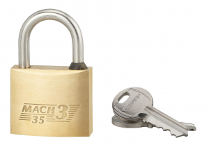 Cadenas Mach 3 - Thirard - 35 mm inox