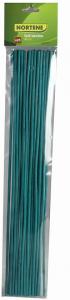 Tuteurs splits bambou x25 - Nortene - 40 cm