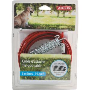 Câble d'attache - Zolux - 6 m