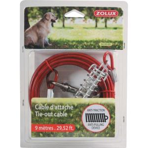 Câble d'attache - Zolux - 9 m