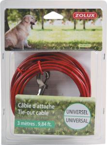 Câble d'attache universel - Zolux - 3 m