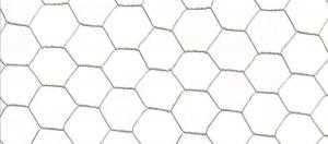 Grillage Petites Mailles - Galvanex Galvanisé  - Maille 41x0.8 mm - Longueur 10m - H 100 cm