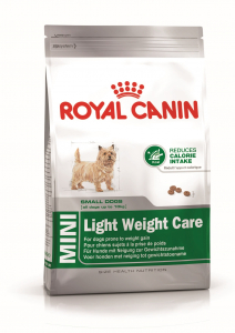 Croquettes pour chien - Royal Canin - Mini Light Care - 8 kg