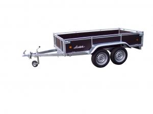 Remorque bois 34450 - Lider - 2 x 750 kg