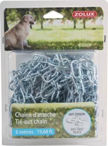 Chaine d'attache - Zolux - 6 m