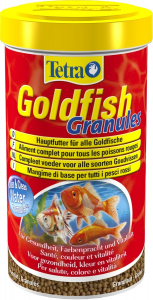 Aliment complet pour poissons rouges - Tetra Gold Granulés - 500 ml