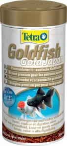 Aliment premium pour les poissons japonais - GoldFish Gold Japan - Tetra - 250 ml