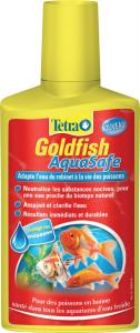 Goldfish aquasafe - Tetra - Pour poissons rouges  - 250 ml