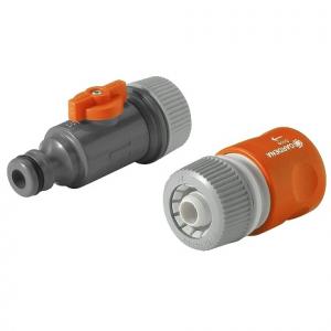 Kit de raccordement pour tuyau microporeux - Gardena