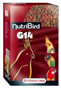 Nutribird G14 Tropical pour Grandes perruches - Versele-Laga - 1 Kg