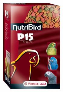 Nutribird P15 Tropical pour perroquets - Versele-Laga - 1 Kg