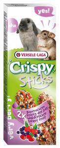 Crispy Sticks Lapins-Cobayes Fruits des bois - Versele-Laga - 110 g