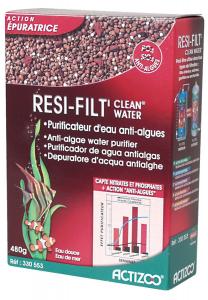 Purificateur d'eau Anti-algues - ResiFilt' Clean Water - Zolux - 1 L