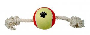 Corde + balle de tennis - GM