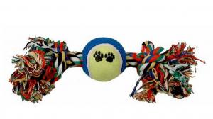 Corde + balle de tennis - PM