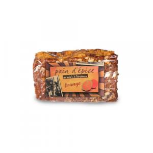 Pain d'épices orange à l'ancienne - 500g