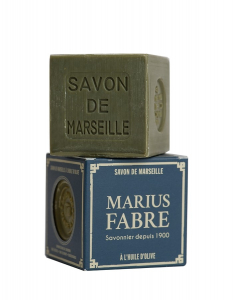 Savon de Marseille huile d'olive - Marius Fabre - 400 g