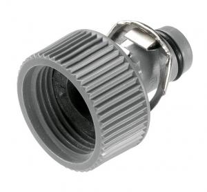 Raccord nez de robinet pour tuyau 13 mm et robinet 20/27 - Gardena