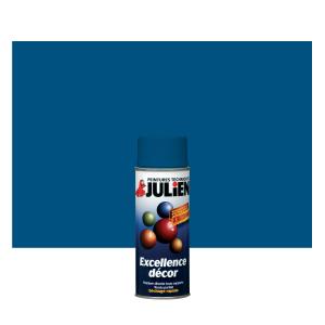Aérosol peinture - Excellence décor - Bleu radieux - 0.4 L