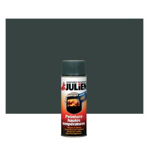 Aérosol Peinture haute température - Gris fonte - 0.4 L