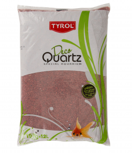 Quartz Rouge Provence - Aquaprime - 15 kg