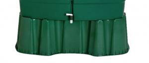 Socle vert pour cuve GRAF - 520 L