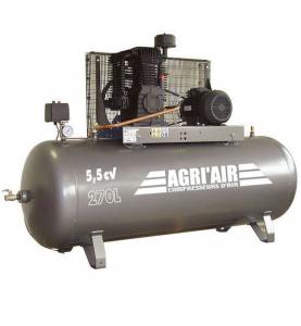 Compresseur - 270 litres - 5,5 CV