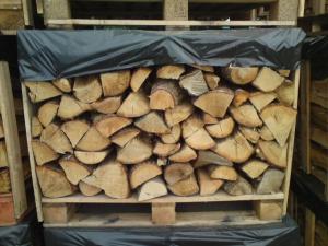 Bois bûche - 50 cm - 0,80 m³ - 1 stère