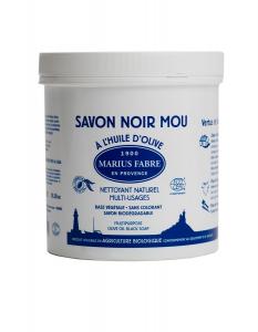 Savon noir mou huile d'olive - Marius Fabre - 1 kg