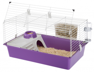 Cage Cavie 80 - Ferplast - 77 x 48 x h 42 cm