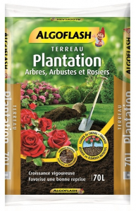 Terreau plantation - Algoflash - 70 L
