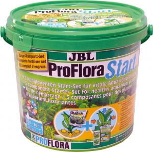Engrais de démarrage en kit pour aquarium - Pro Flora Start - JBL - 200 L