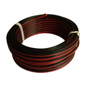 Câble Hi-Fi 03VH-H - ELECTRALINE CBB - Rouge/Noir - 2 x 0.75 mm² - 10 m