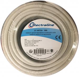 Câble TV Coaxial - ELECTRALINE CBB - 10 m