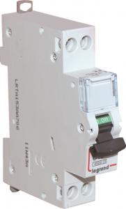 Disjoncteur Phase + Neutre - Le Grand - 16 A - bornes à vis - 1 module