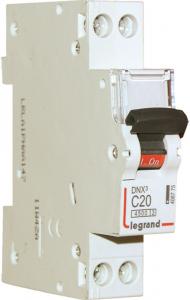 Disjoncteur Phase + Neutre - Le Grand - 20 A - bornes à vis - 1 module