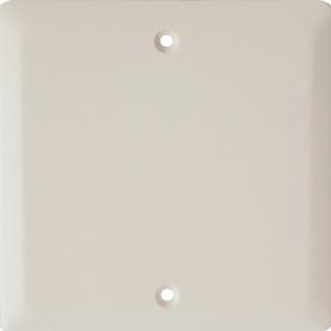 Couvercle pour boîte à encastrer Batibox maçonnerie - Le Grand - sans vis - 80 x 80 mm