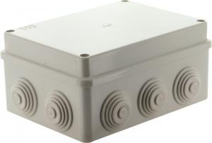 Boite de dérivation étanche - Voltman - 150 x 110 x 70 mm - IP55